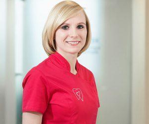 Marzena Dzionsko - higienistka w gabinecie stomatologicznym Stomatologia Wilczek