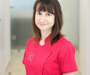 Katarzyna Pośpiech - asystentka w gabinecie stomatologicznym Stomatologia Wilczek
