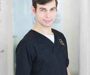 Marcin Wilczek - Lekarz dentysta