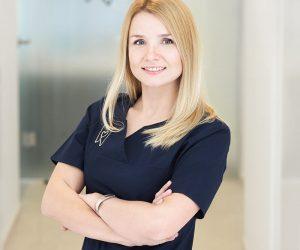 Elżbieta Wilczek - Lekarz dentysta