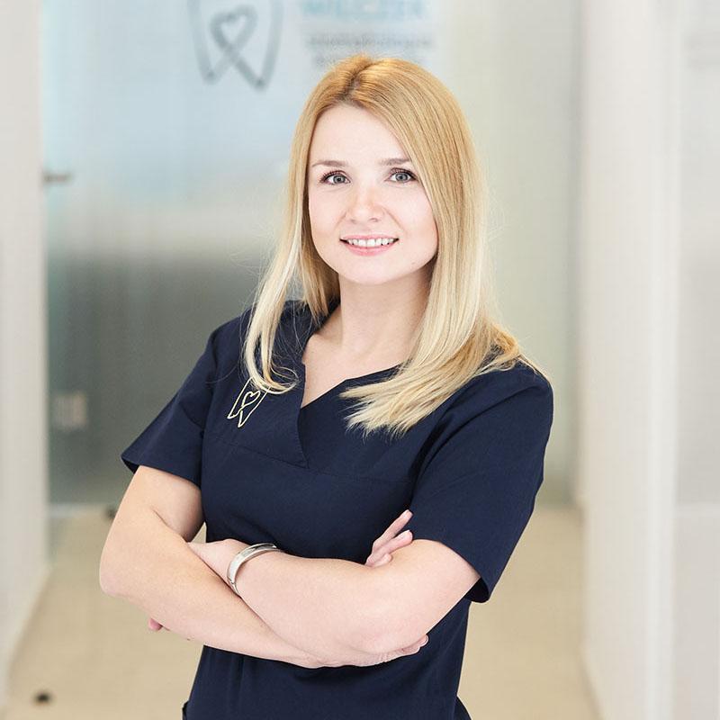 Elżbieta Wilczek - dentysta z Stomatologia Wilczek Tarnowskie Góry