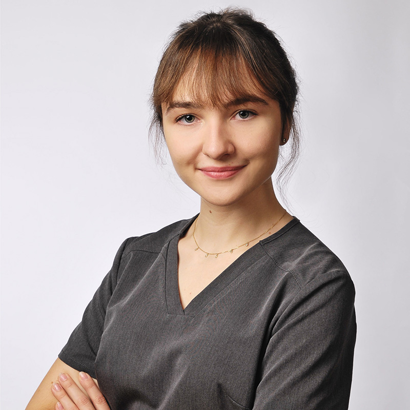 Aleksandra Babicz - dentysta z Stomatologia Wilczek Tarnowskie Góry